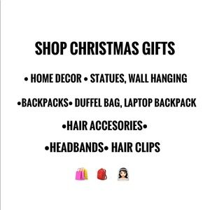 Other - Christmas Shop Gifts